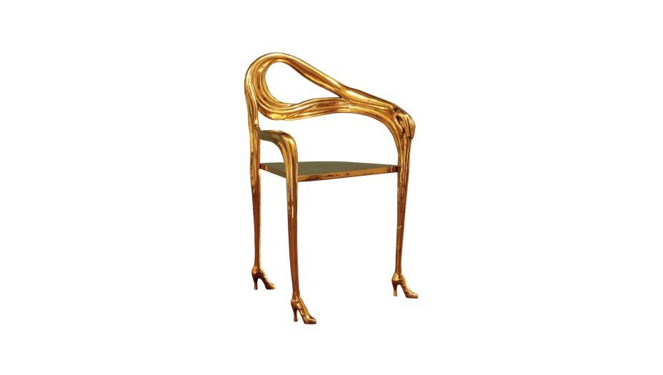 Leda Chair, de Salvador Dalí será apresentada pela Micasa