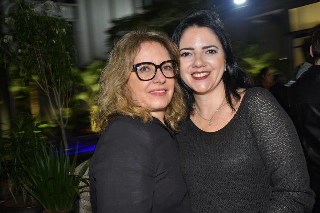 Adalgiza Morato e Andrea Dutra