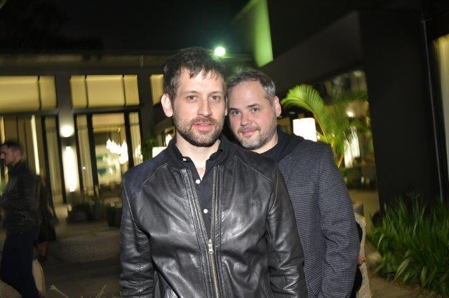 André Rodrigues e Allex Colontonio