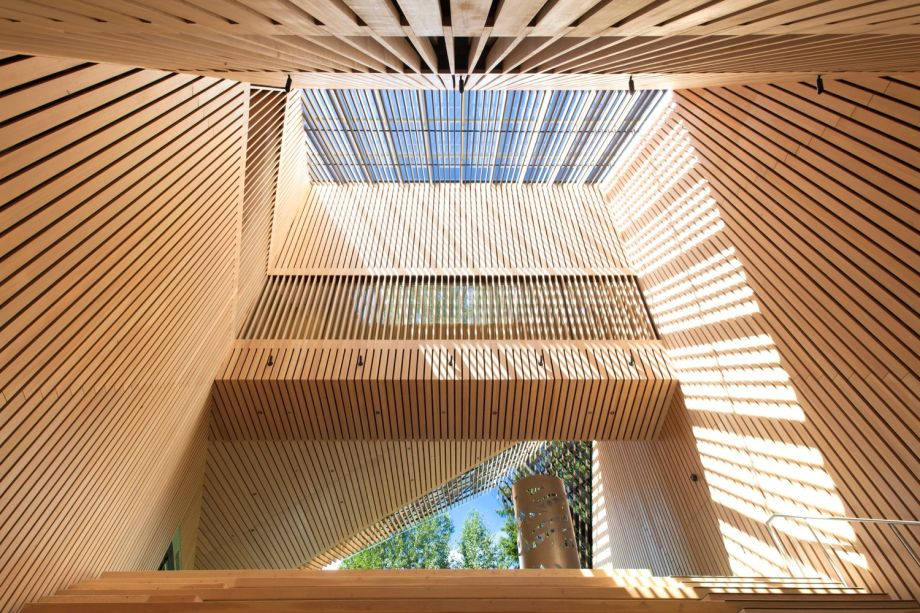 Audain Art Museum: Patkau Architects