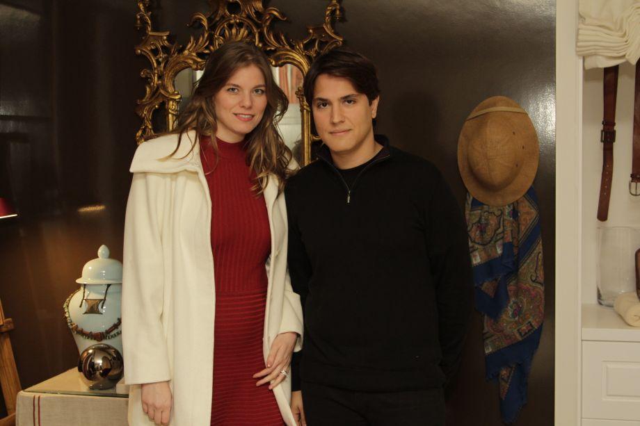 Paula Bignardi e Paulo Azevedo