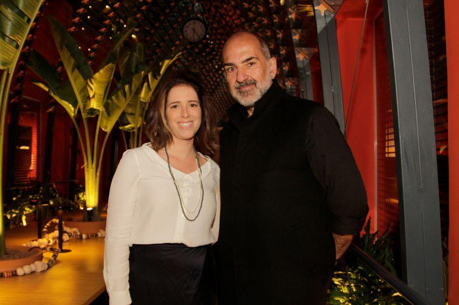 Camila Bevilacqua e Fernando Brandão