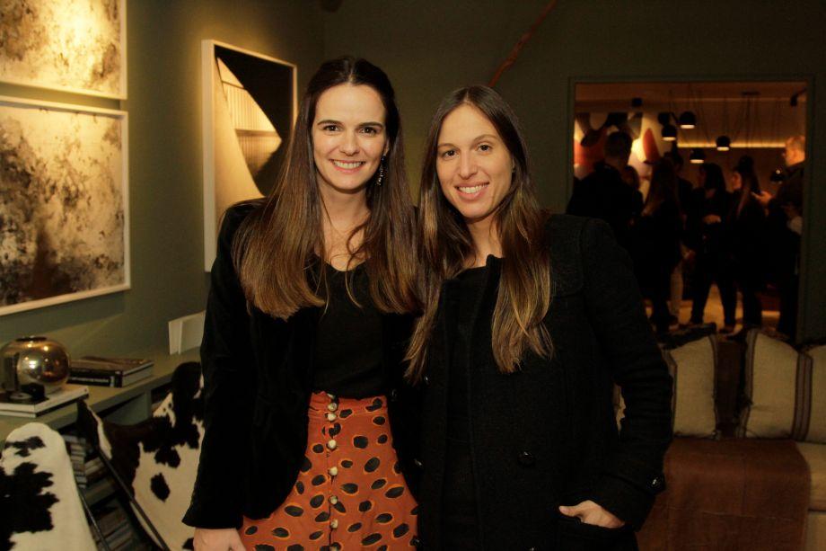 Carolina Reade e Adriana Pereira