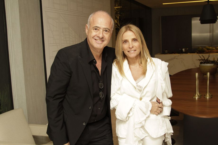 Sandra e Helio Bork