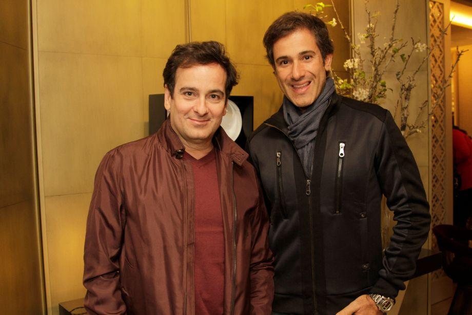 Ricardo Minelli e Fabio Berbari