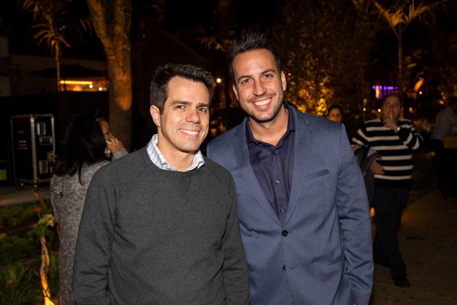 Luis Amorim e Rodrigo Terroso