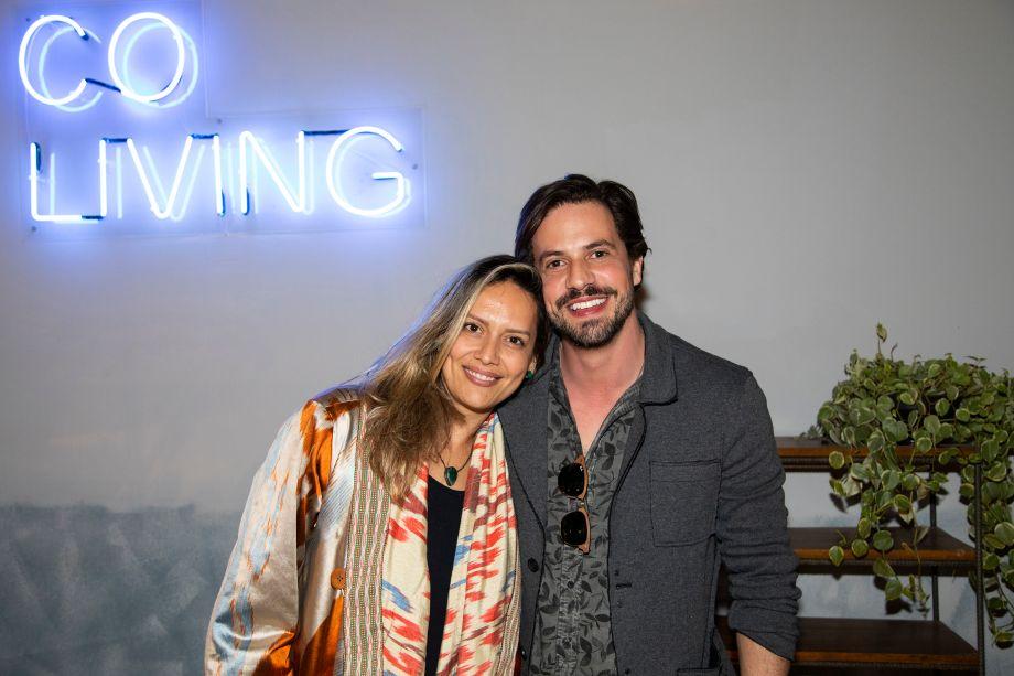 Clariça Lima e Ricardo Borges