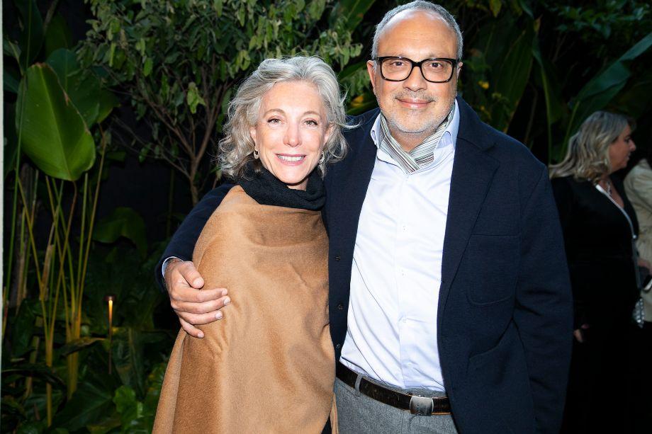 Renata Tilli e Arthur Casas