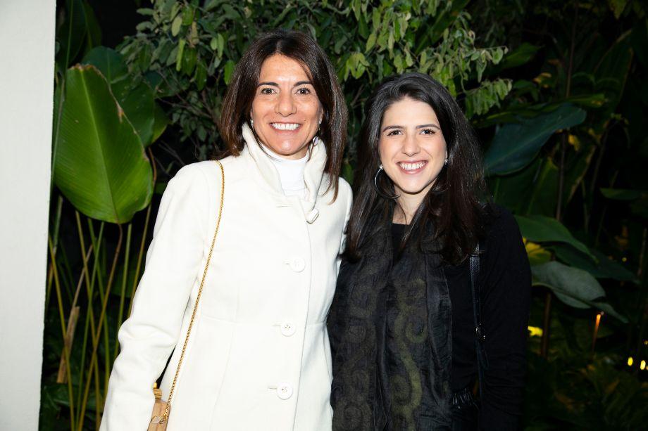 Alessandra Friedmann e Carolina Friedmann