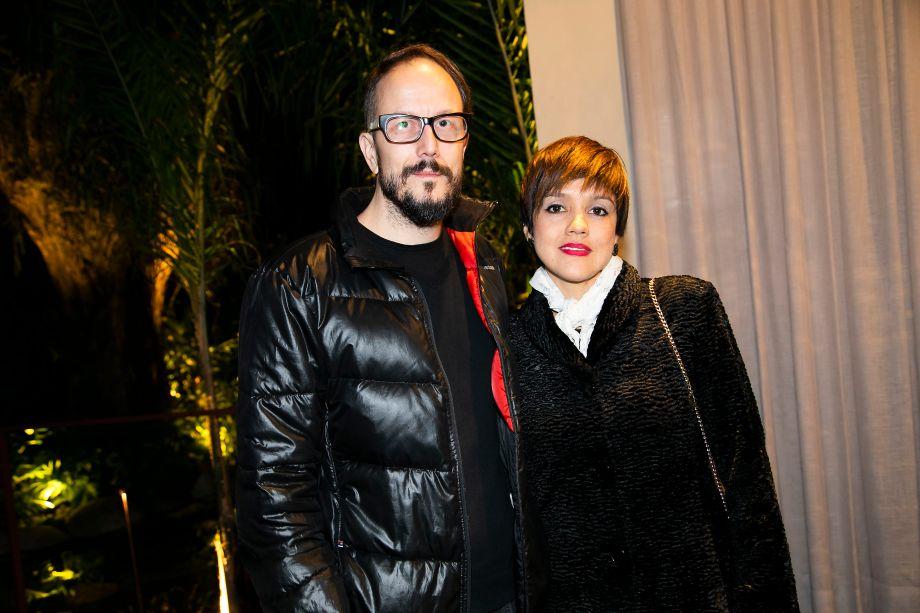 Carol Gay e Marcos Cimardi
