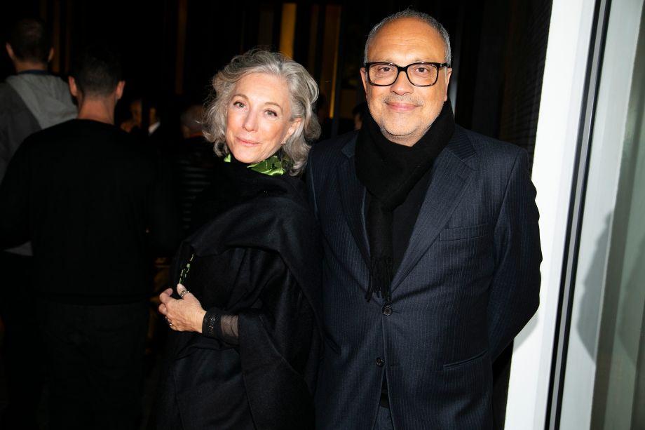 Renata Tilli e Artur Casas