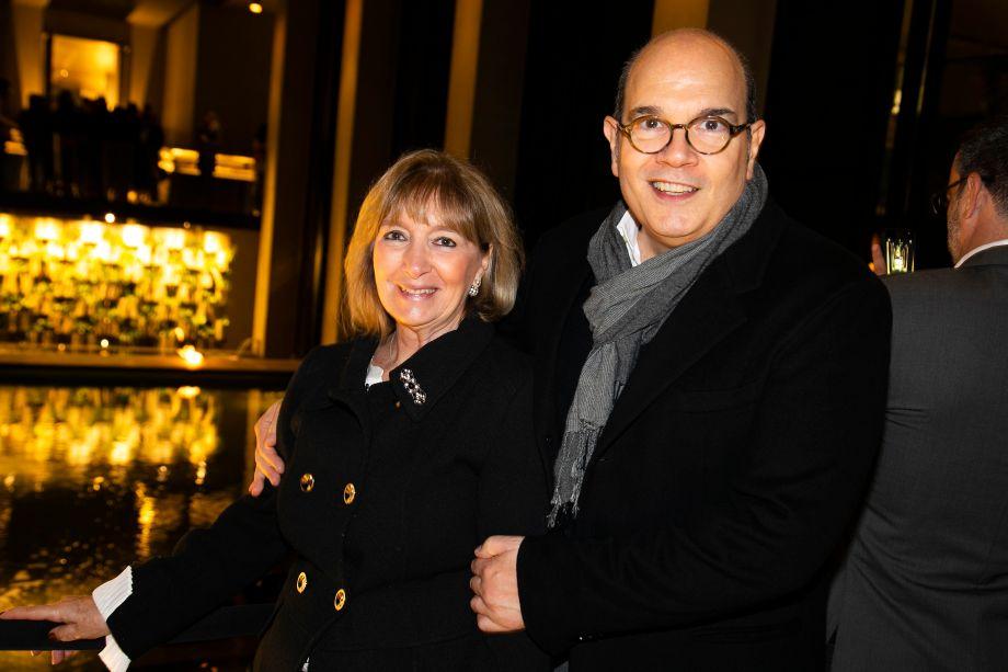 Lucy Amicon e Roberto Negrete