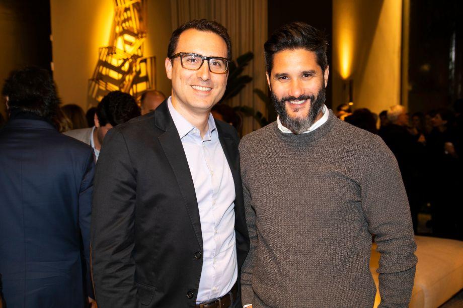 Bruno Antonaccio e Fabio Buillet
