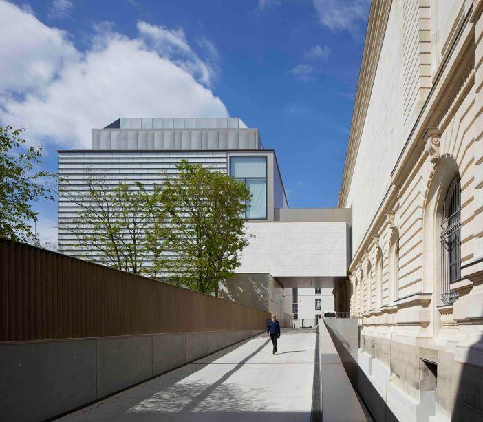 Musee d_arts de Nantes: Stanton Williams