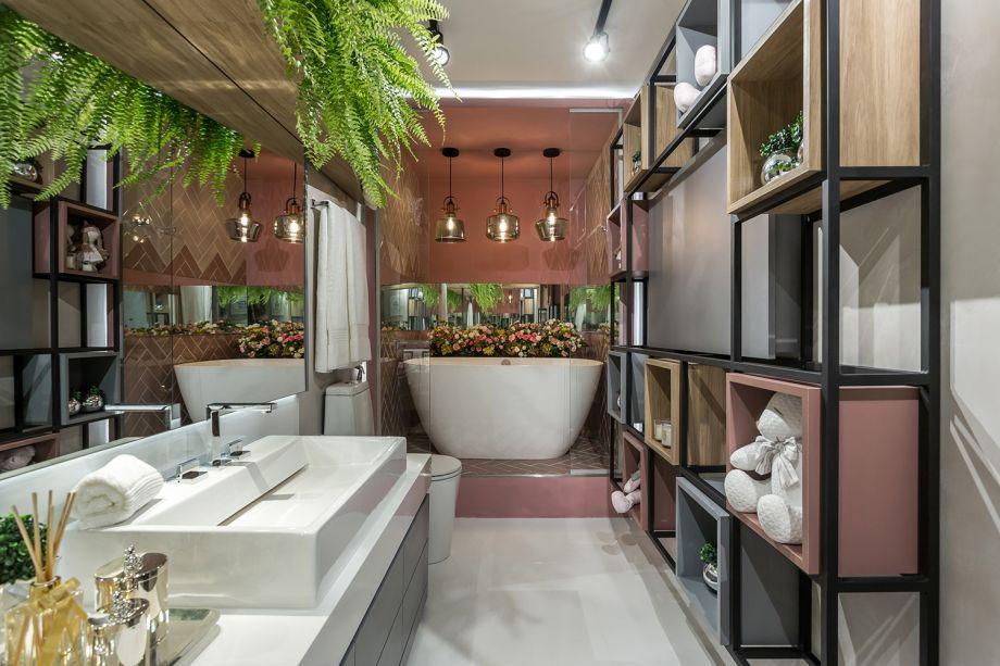 <strong>ESTE BANHEIRO É UAU! - VENCEDOR</strong>: Banheiro das crianças, da arquiteta Rikelly Wolter, com 3.303 votos.