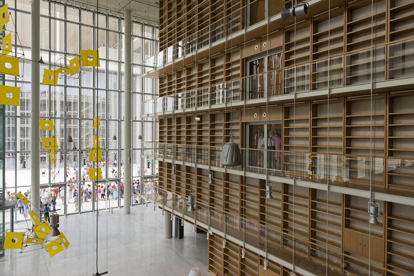 Stavros Niarchos Foundation Cultural Center: Renzo Piano Building Workshop & Betaplan