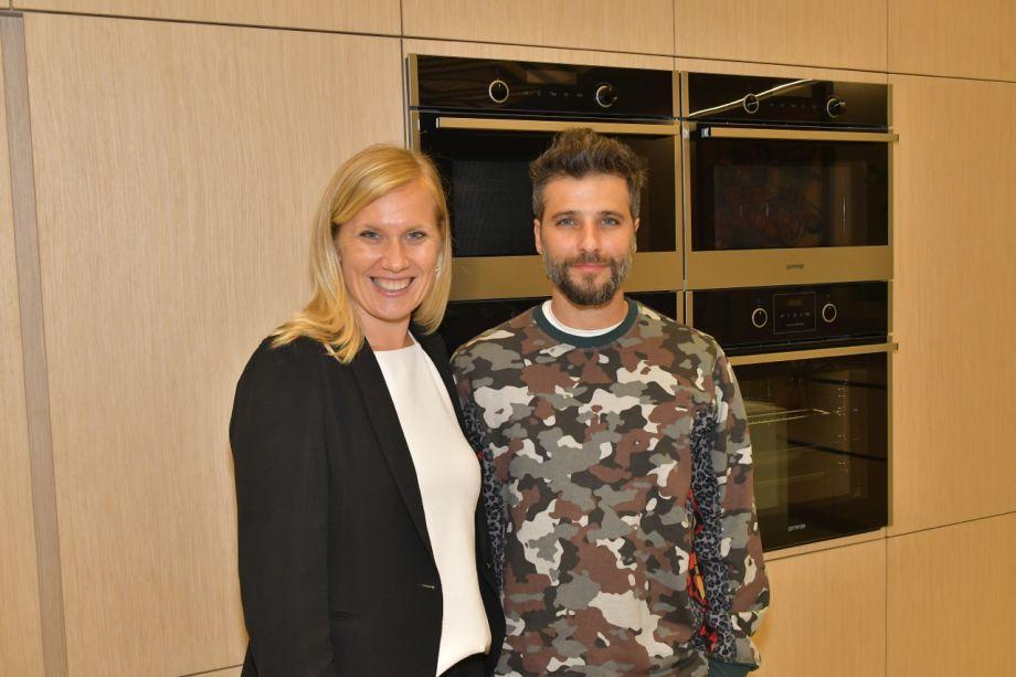 Tatiana Monsenick e Bruno Gagliasso