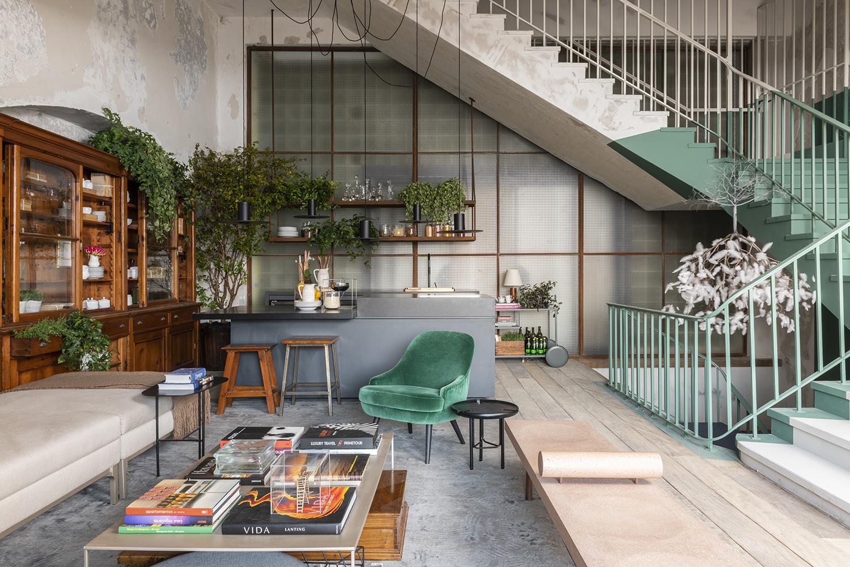 triart arquitetura jardim suspenso casacor são paulo 2018 jardins vasos horta cozinha