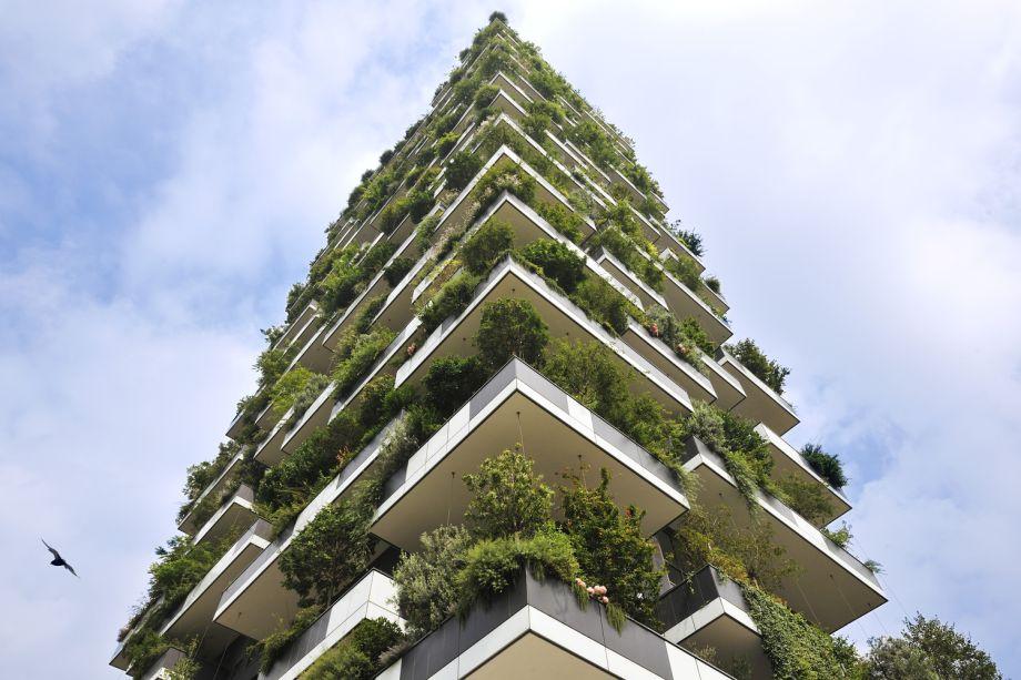 Vertical Forest: Boeri Studio (Stefano Boeri, Gianandrea Barreca, Giovanni La Varra)