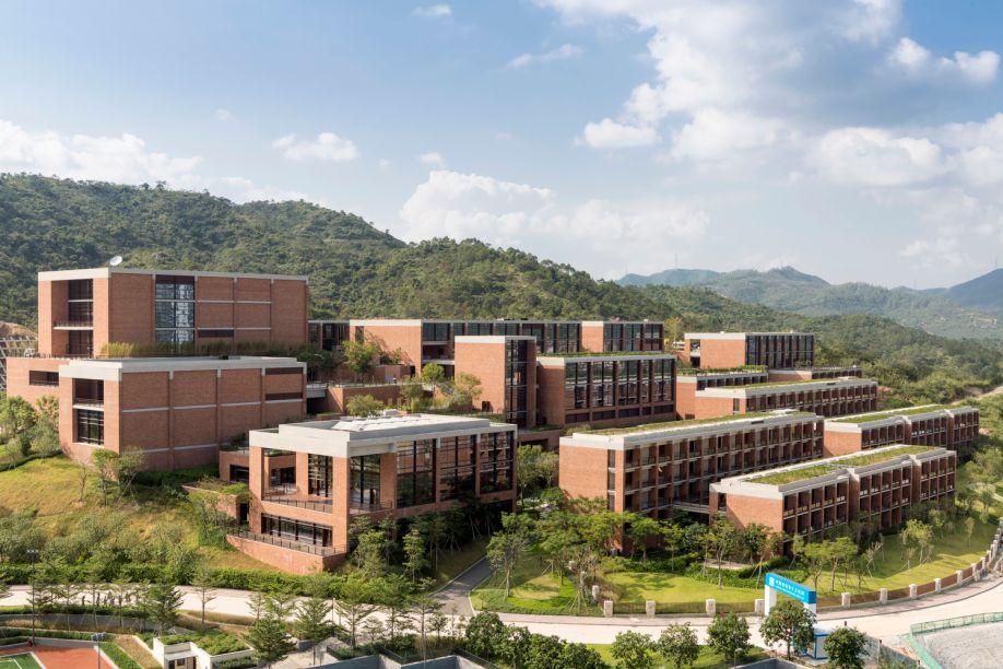 Xiao Jing Wan University: Foster + Partners