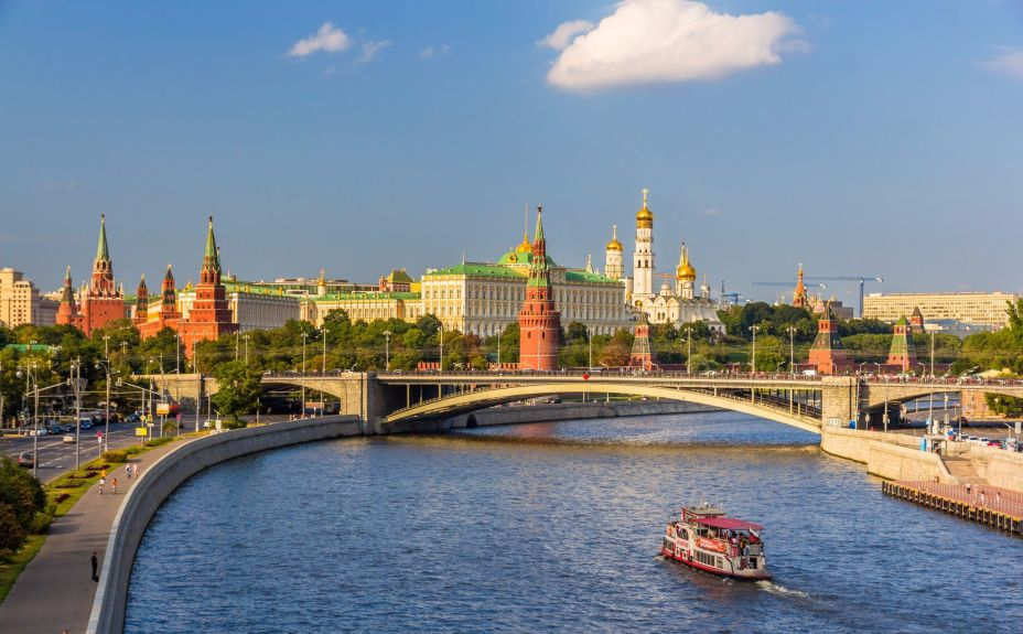 Aqueles que já estão no clima de campeonato, podem dar uma passadinha na<strong>Soviet Moscow River</strong>, onde será possível admirar o <strong>Estádio deLuzhniki</strong>, que será palco do grande evento futebolístico deste ano.