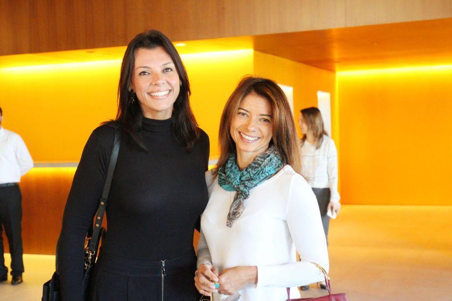 Ana Paula e Raquel Fechina