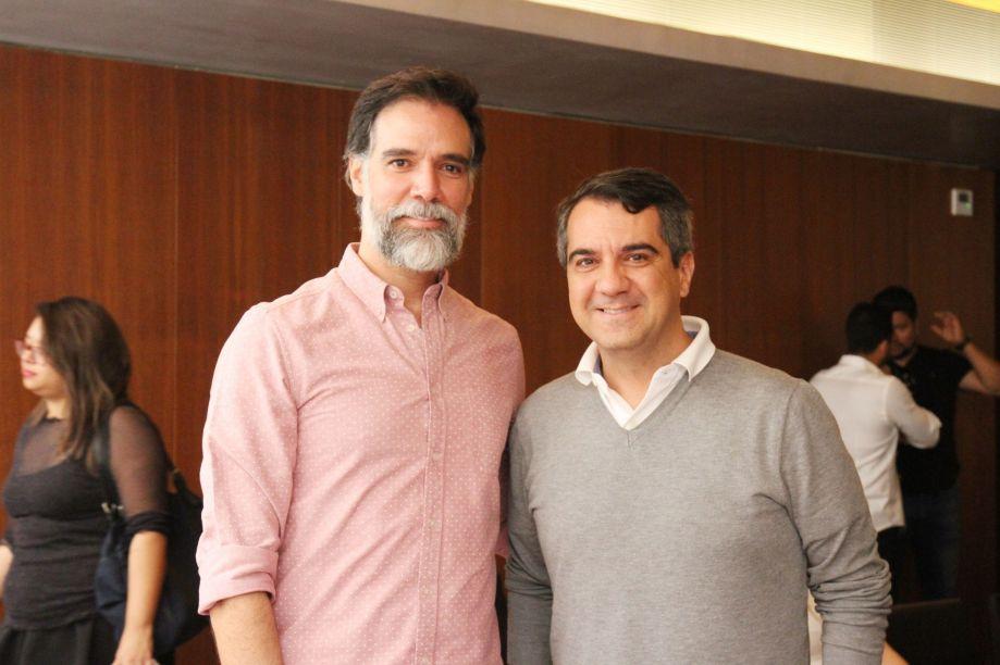 Daniel Mangabeira e Henrique Coutinho