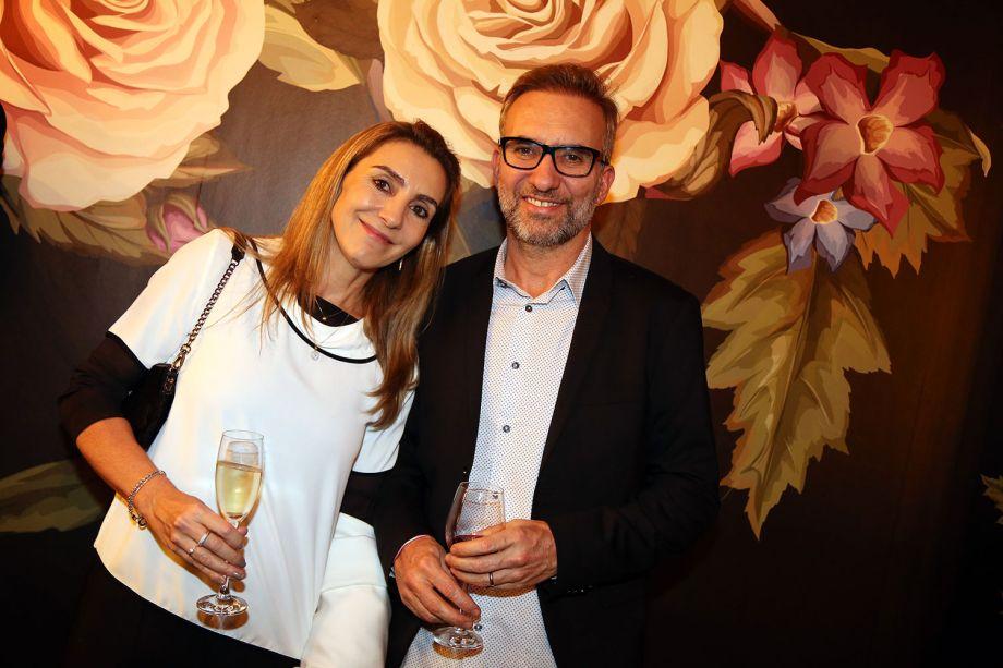 Carla e Ricardo Barcellos