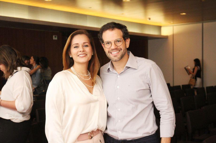 Mônica Pinto e Arnaldo Pinho