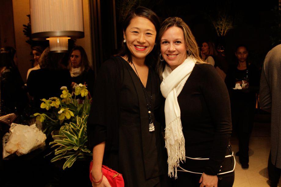 Naomi Abe e Gabriela Catena