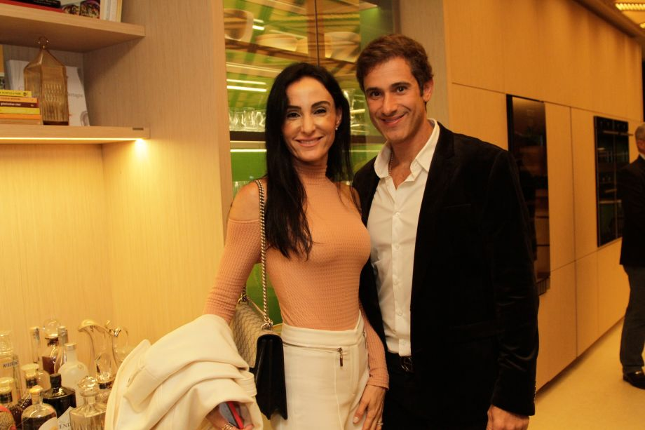 Daniella e Fabio Berbari