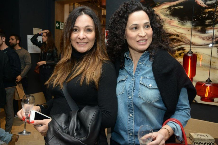 Nathalia Freire e Alessandra Vargas