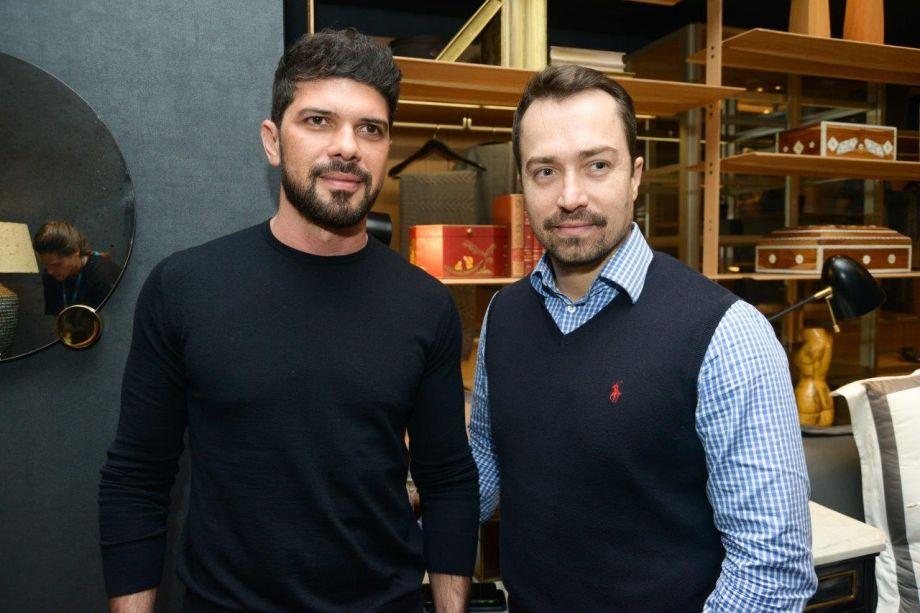 Pericles Coelho e Luis Cesar