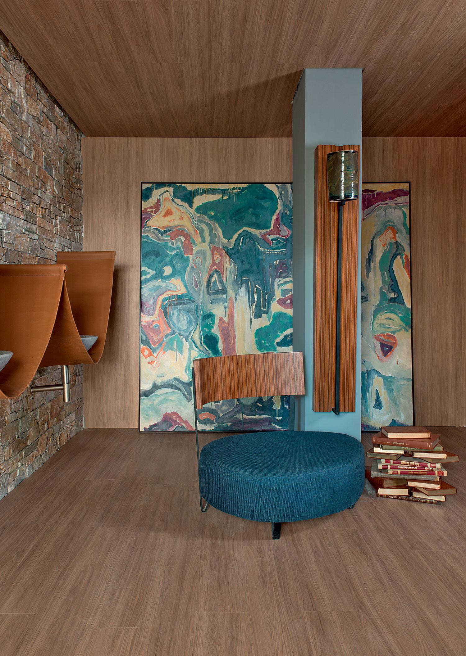 quadro parede banheiro colorido