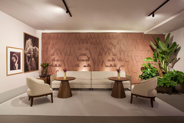 casacor sao paulo decoração arquitetura bar lounge parede czhott