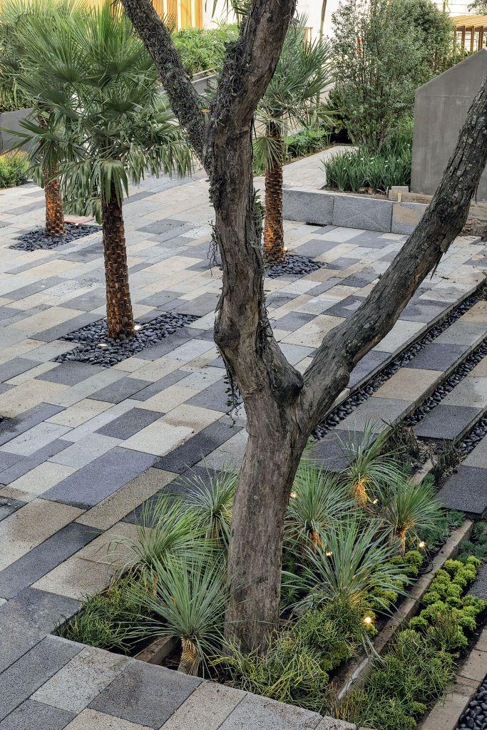 O Jardim Deca da CASACOR SP foi inspirado nos parques urbanos dos EUA