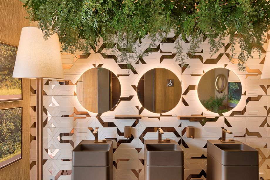 CASACOR São Paulo 2018 - Banheiro dos Sentidos por Meyer Cortez Arquitetura
