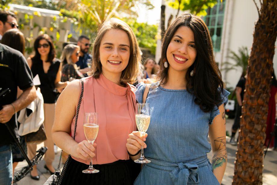<span>Ana Paula Gaspar e Fernanda Panetta</span>