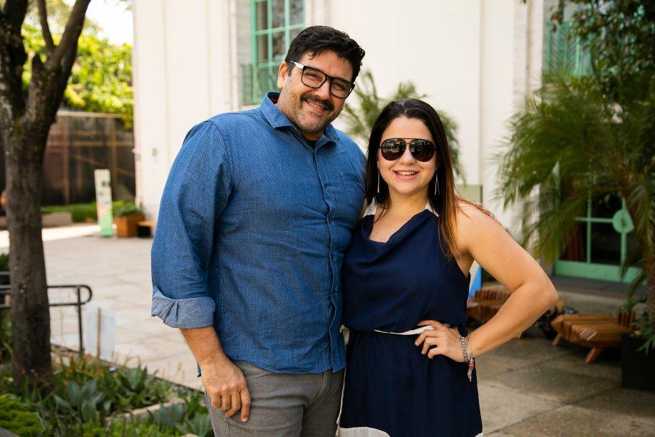 DarlanFirmato e Raquel Alice Carvalho