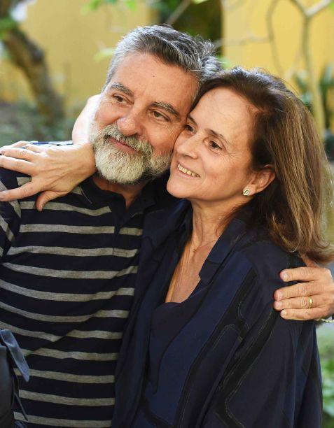 Ivan Rezende e Patricia Quentel