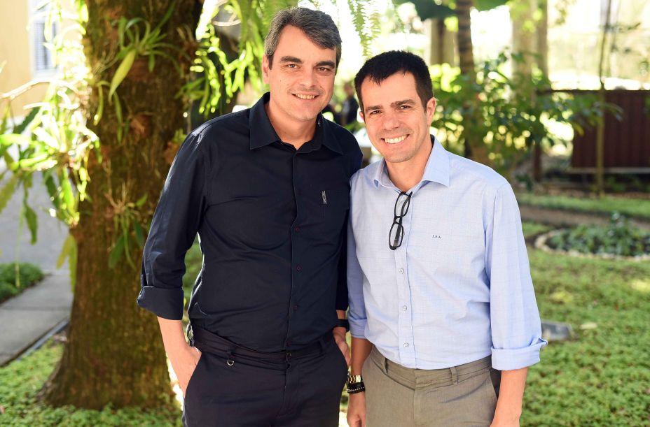 Mario e Luis Fernando Amorim