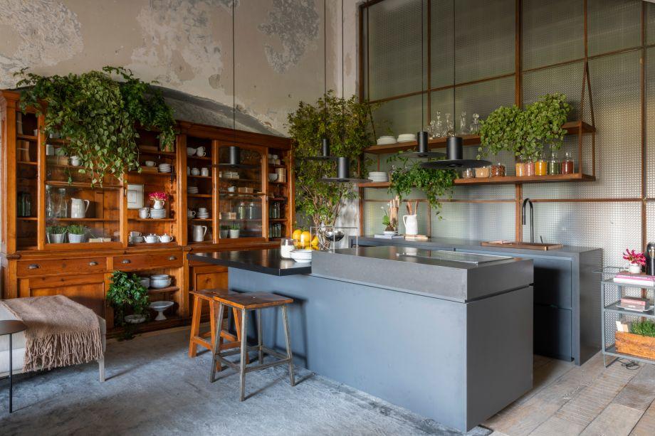 Cozinha Matriz por Triart Arquitetura, para a CASACOR São Paulo 2018.