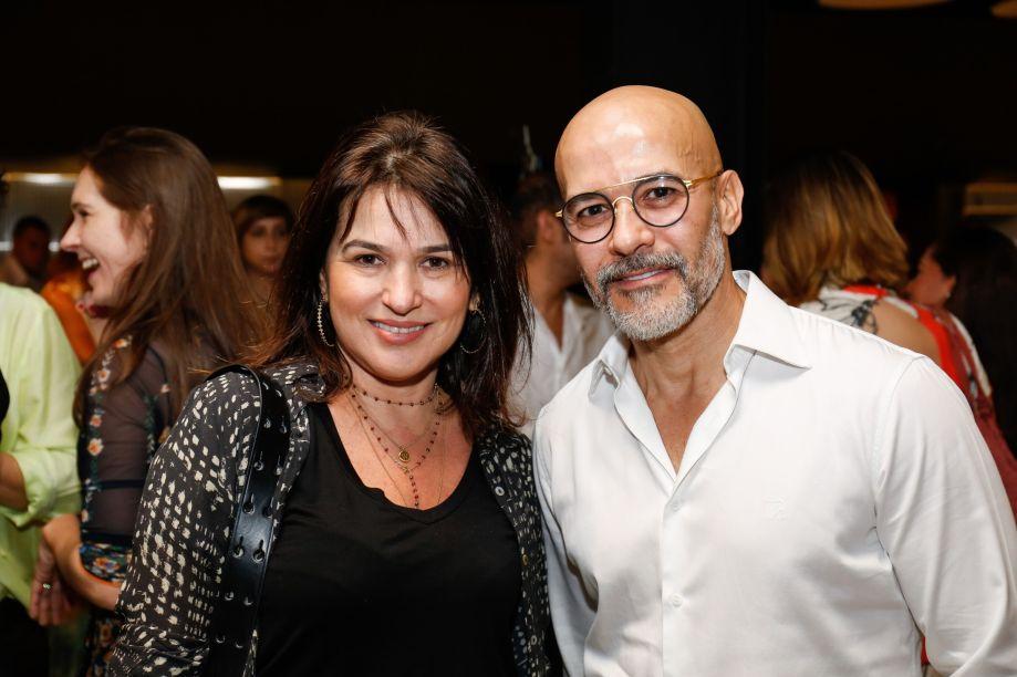 Walléria Teixeira e Ney Lima