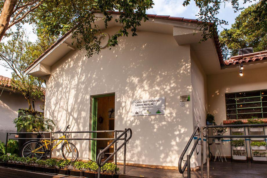 Casa Sustentável Leroy Merlin - Gabriela Lotufo e Larissa Oliveira