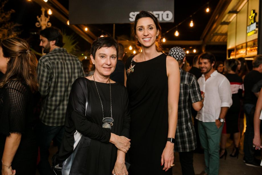 Livia Pedreira e Graziela de Caroli