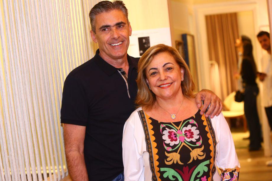 Jose Roberto e Mara Pereira Alvim
