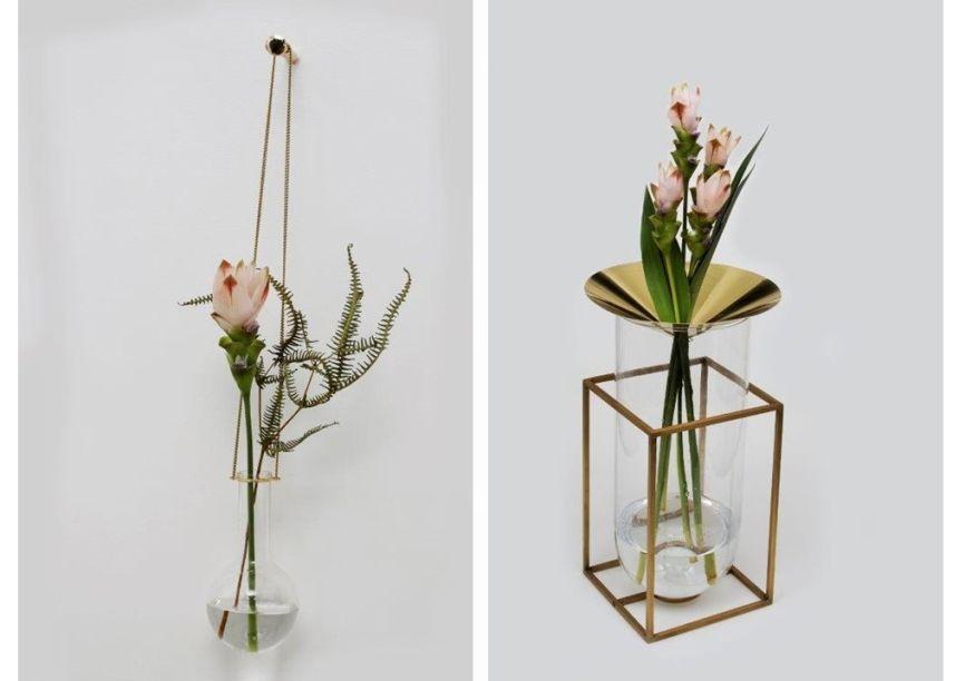 Nara Ota Design – as peças da designer são feitas com a precisão e delicadeza da produção de joias, a formação original da profissional.