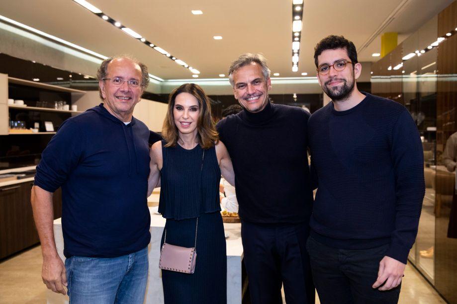 David Bastos, Esther Schattan, Ricardo Belo Dias, Theo Varela de Albuquerque