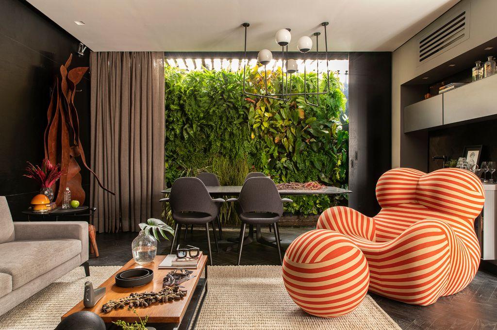 lofto out of bricks -casacor pernambuco 2018 studio costa azevedo
