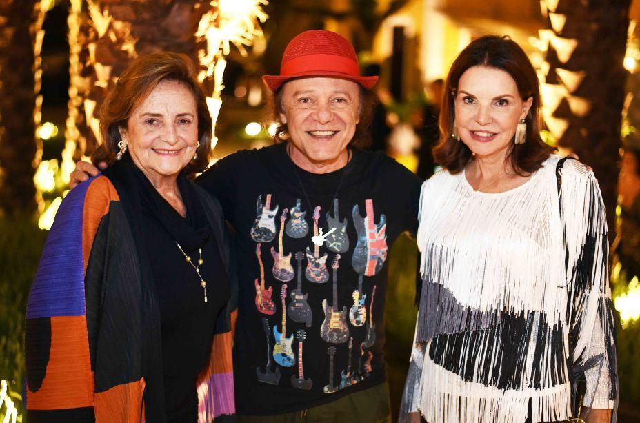 Lucinha Araújo, Armandinho e Patricia Mayer